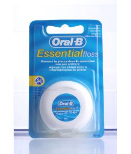 ORAL-B ESSENTIAL FLOSS NON CERATO FILO INTERDENTALE 50MT