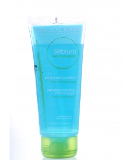 Bioderma Sensibio Gel Moussant 100ml