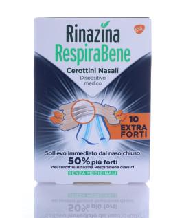 Cerottini nasali Rinazina Respirabene Extra Forte