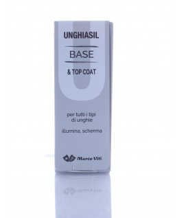 Unghiasil Base & Top Coat 10ml