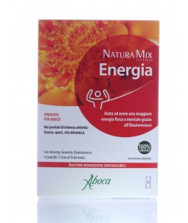 Natura Mix Advanced Energia 20 bustine aboca