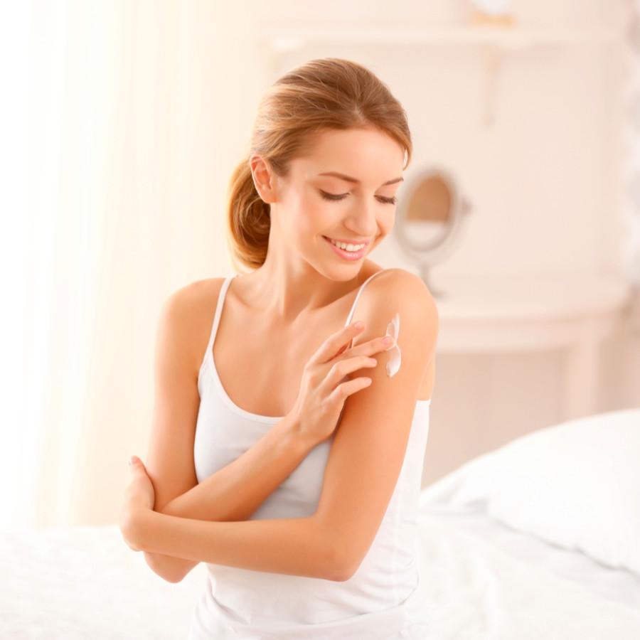 Nutrire e reidratare la pelle dopo l'estate