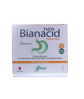 Aboca Neobianacid Pediatric 36 bustine Gusto Fragola