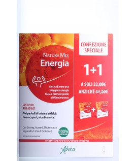 Natura Mix Advanced Energia 10+10 flaconcini