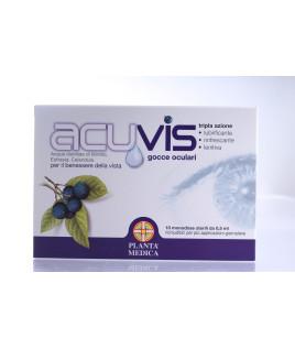 ACUVIS GOCCE OCULARI 5ML monodose