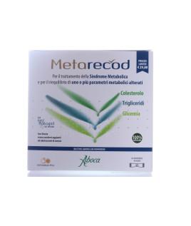 Aboca Metarecod 40 Bustine Granulari Sindrome Metabolica