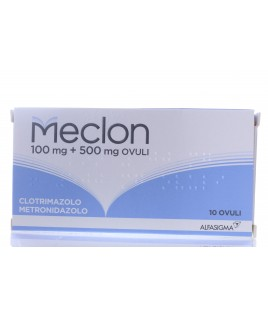Meclon*10 Ovuli Vaginali 100+500mg