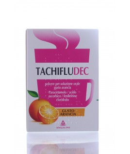 Tachifludec 10 buste gusto Arancia