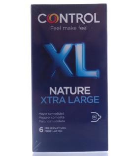 Control XL New Nature  2,0 Extra Large  6 profilattici