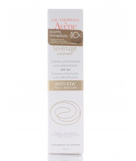 Avene Serenage Crema Uniformante 40ml