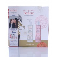 Avene Cofanetto Detersione Viso Latte Detergente 200ml +Tonico addolcente 200ml