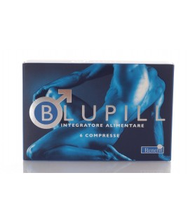 Blupill integratore 6 compresse