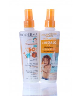 Photoderm Kid Spray Spf50+ Bipack 200ml+200ml BIODERMA