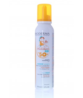 Photoderm Kid Mousse Spf50+ 150ml BIODERMA