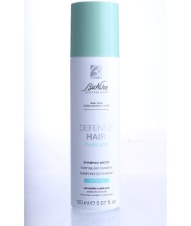 DEFENCE HAIR SHAMPOO SECCO PURIFICANTE 150 ml BIONIKE