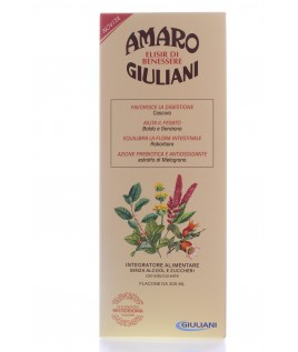 Amaro Giuliani Elisir di Benessere 300ml