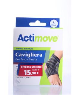 Actimove Sports Edition Cavigliera Elastica L