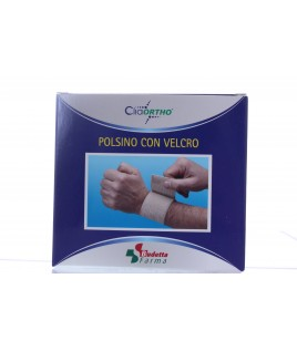 Cliaortho Polsino Velcro Beige M