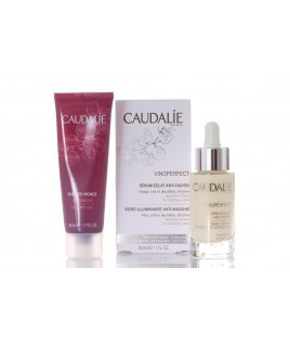 Caudalie Vinoperfect Siero Antimacchie 30ML +Gel Doccia The de Vigne 50ml