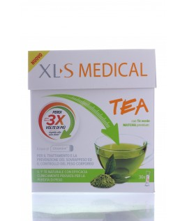 Xls Medical Tea 30 stick con Tè verde Matcha