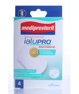 Medipresteril Ialupro Medicazioni Braccia 4pz