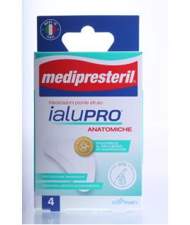 Medipresteril Ialupro Medicazioni Dita 4pz
