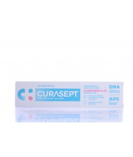 Curasept Dentifricio 0,05 75 ml ads+dna