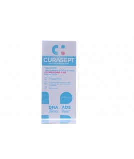 Curasept Collutorio 0,05 200 ml ads+dna