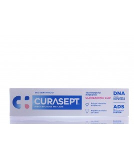 Curasept Dentifricio  0,20 75 ml ads + dna