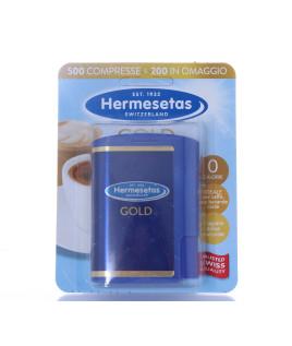 Hermesetas Gold 500+200 COMPRESSE DOLCIFICANTE