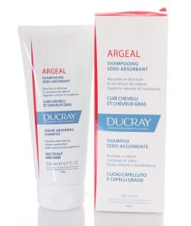 Argeal Shampoo 200ml Ducray CAPELLI GRASSI