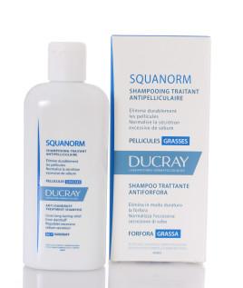 DUCRAY  Squanorm Shampoo antiforfora per forfora Grassa 200ml