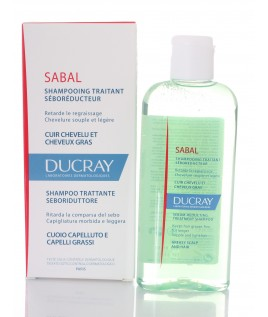 Sabal Shampoo 200ml Ducray