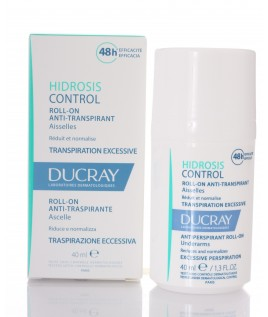 Ducray Hidrosis Control Roll On Ascelle 40 ml
