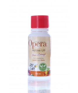 Biogreenlife Opera Active UP Fiori e Ortaggi 100ml