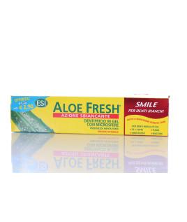 Aloe Fresh Smile Dentifricio Sbiancante Gel 100ml