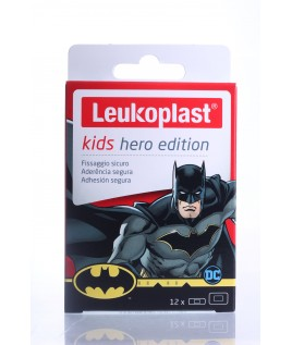 Leukoplast Kids Hero Edition Batman 12pz