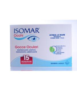 ISOMAR OCCHI GOCCE OCULARI MONODOSE 15X0,5ML