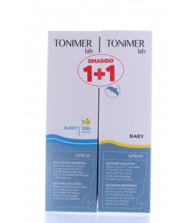 TONIMER LAB BABY 100ML 1+1