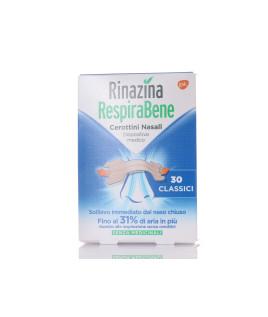 Rinazina Respirabene Classico 30 Cerottini Nasali