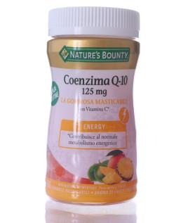 Nature's bounty Coenzima Q 10 60 gommose Masticicabili