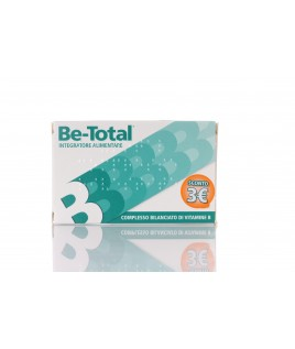 BE TOTAL PLUS 40 COMPRESSE