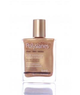 Les Polysianes Olio sublimatore madreperlato 50 ml