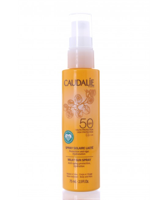 Caudalie Latte Solare Spray Spf50 75 ml