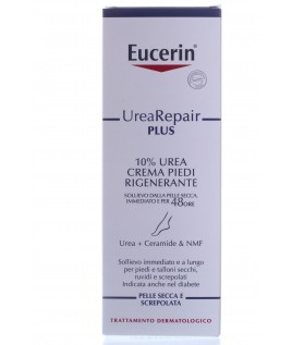 Eucerin 10% Urea Repair Crema Piedi 100ml