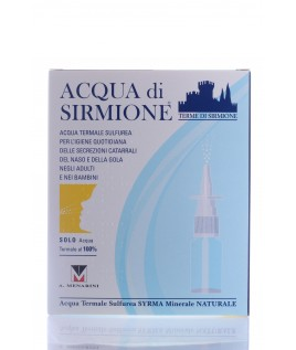ACQUA DI SIRMIONE SPRAY 6FLACONCINI 15ML