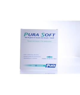 Garza Pura Soft 10x10cm 100pz