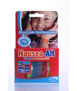 Nausea Alt Bracciali Antinausea Bambino 2pz