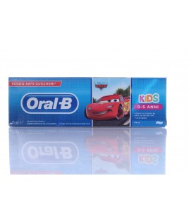 Oral-b Denifricio Kids cars/ frozen 0-5 anni 75 ml