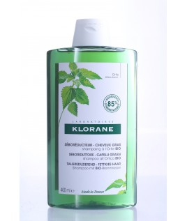Klorane Shampoo Seboregolatore all' Ortica  400ml